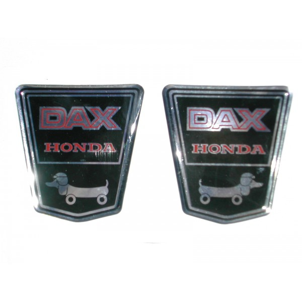 Stickers Cadre Funny Dog Dax
