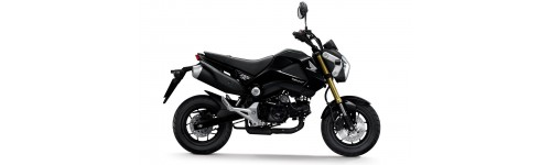 honda msx 125 planet pocket topaz motorcycles valence. Black Bedroom Furniture Sets. Home Design Ideas